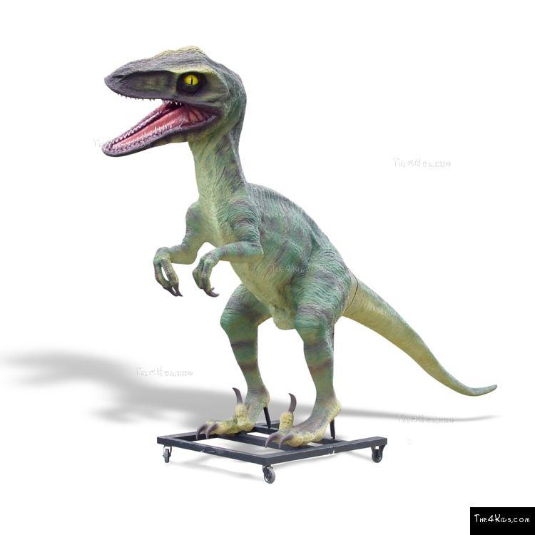Image of Deinonychus Sculpture