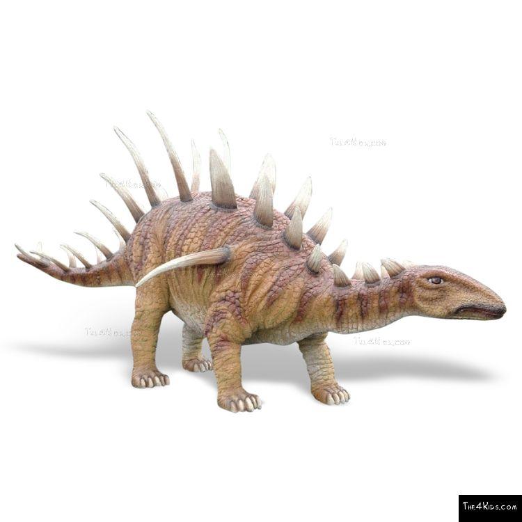 Image of Kentrosaurus Sculpture