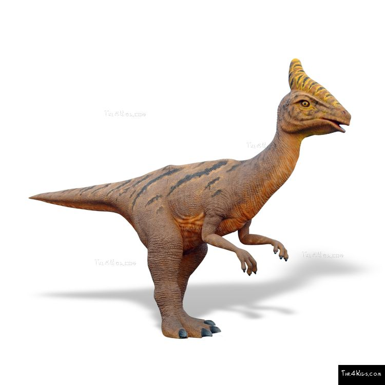 Image of Saurolophus Sculpture