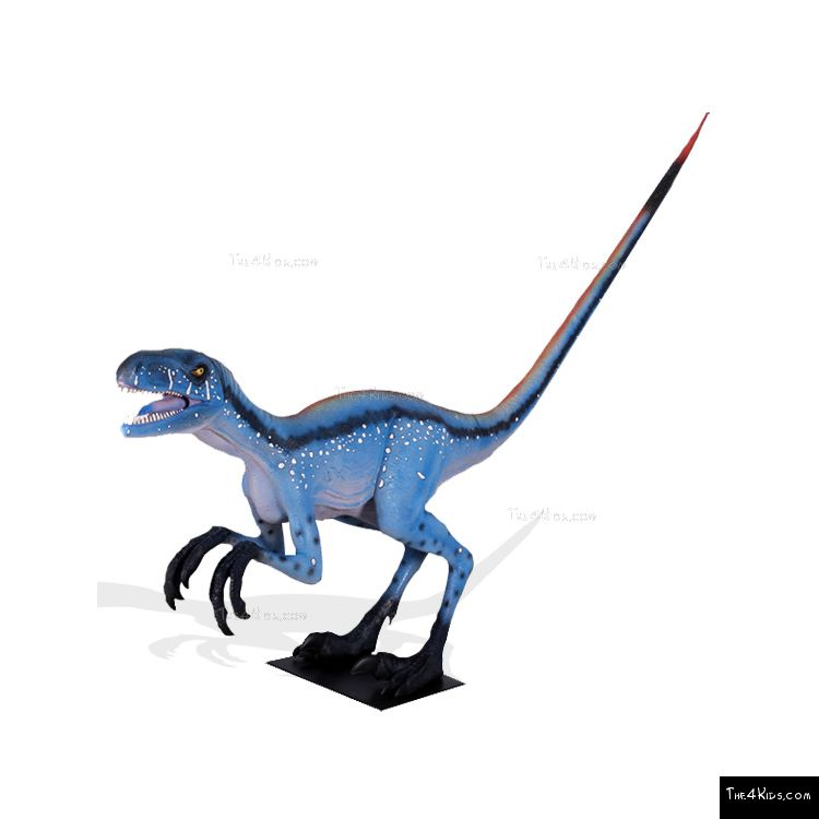 Image of Blue Deinonychus