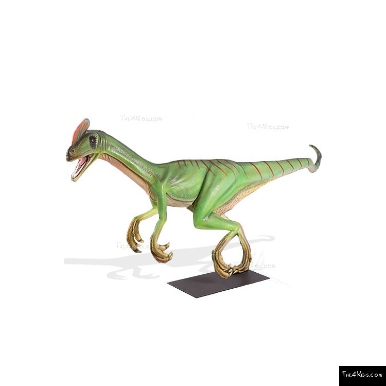 Image of Crowned Dragon Dinosaur
