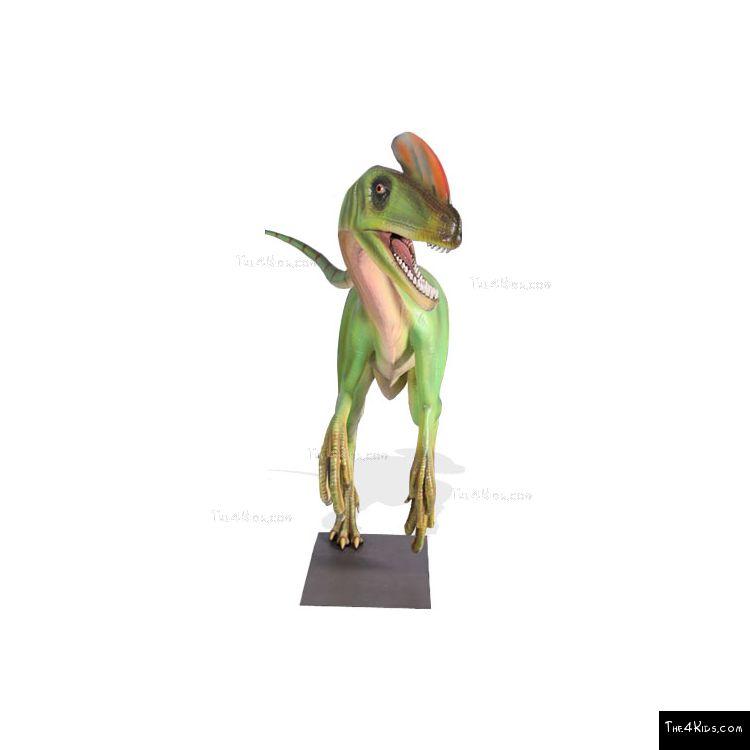 Image of Crowned Dragon Dinosaur