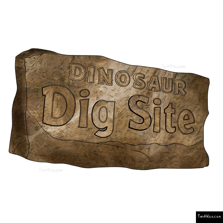 Image of Excavation Sign