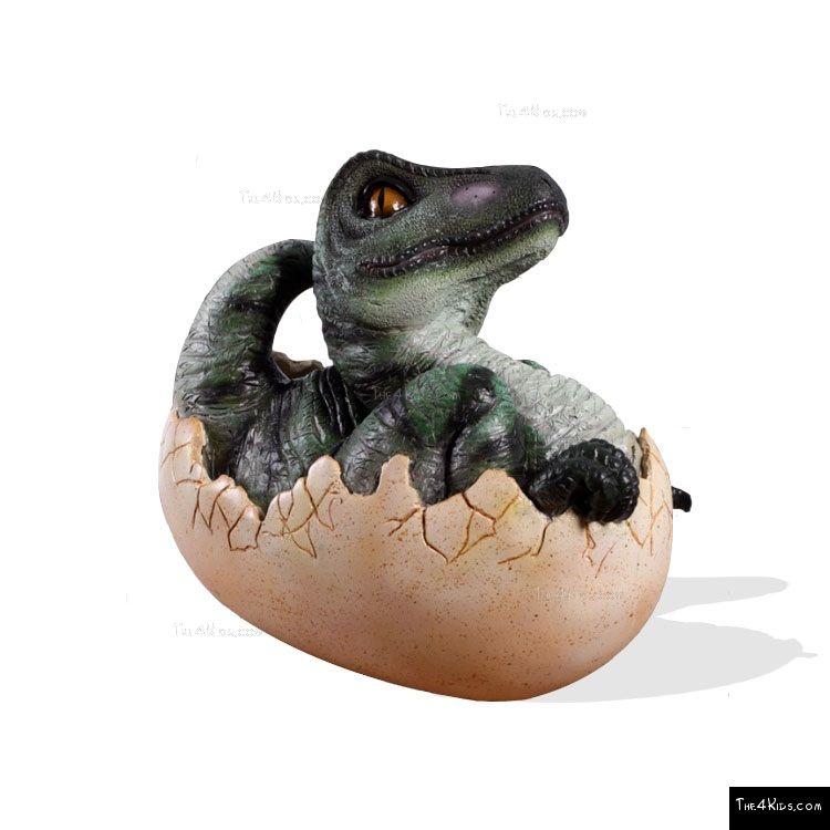Image of Hatching T-Rex