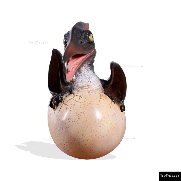 Image of Hatching Pteranodon