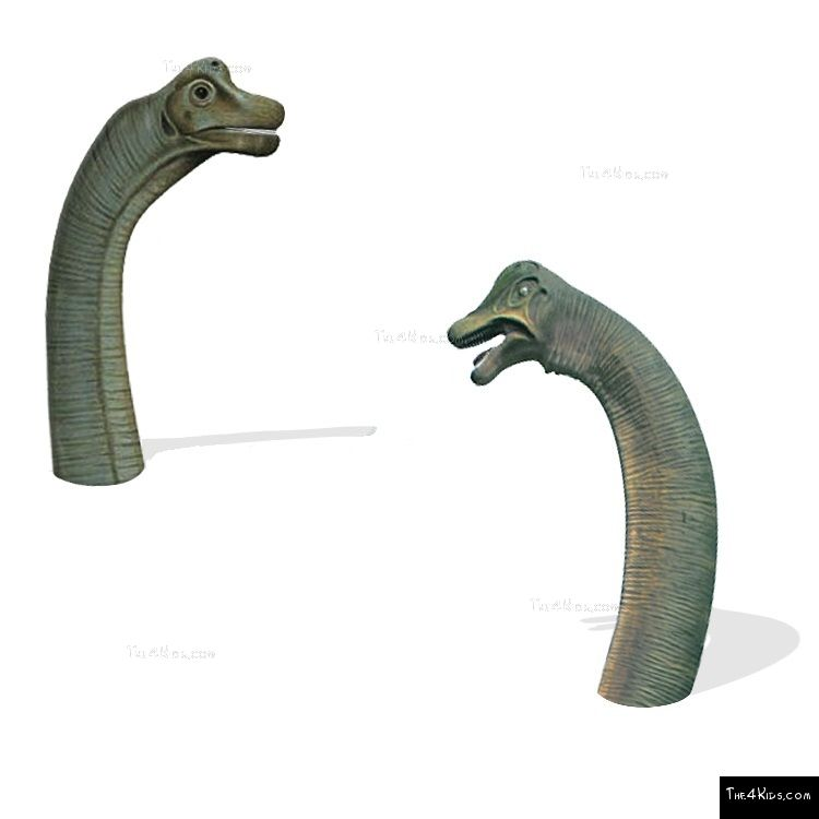 Image of Brontosaurus Fountains
