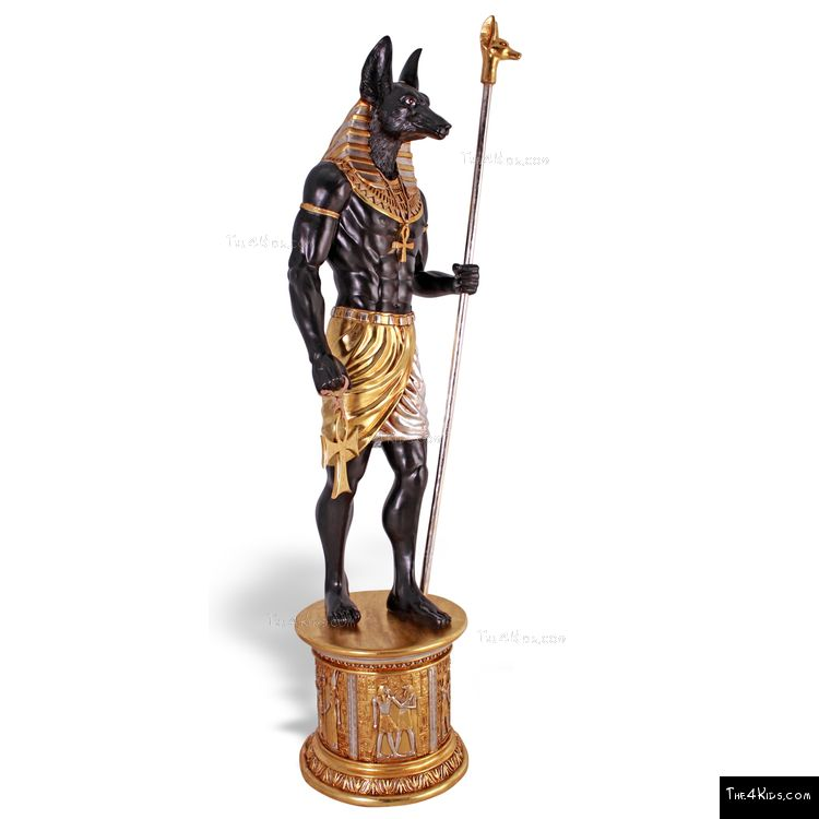 Image of Anubis Sculpture
