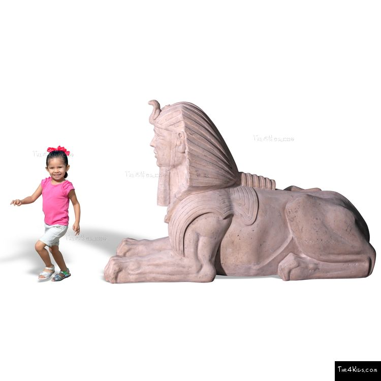 Image of Sphinx Sculpture