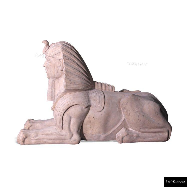 Image of Sphinx Sculpture
