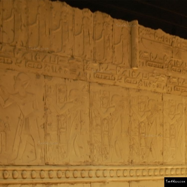 Image of Egyptian Themed Details