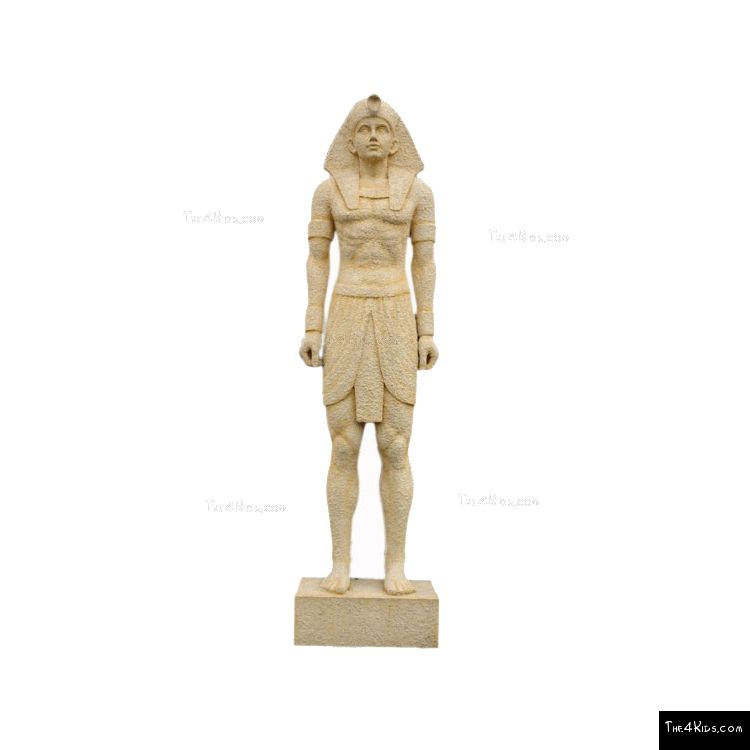 Image of Stone Egyptian Guard