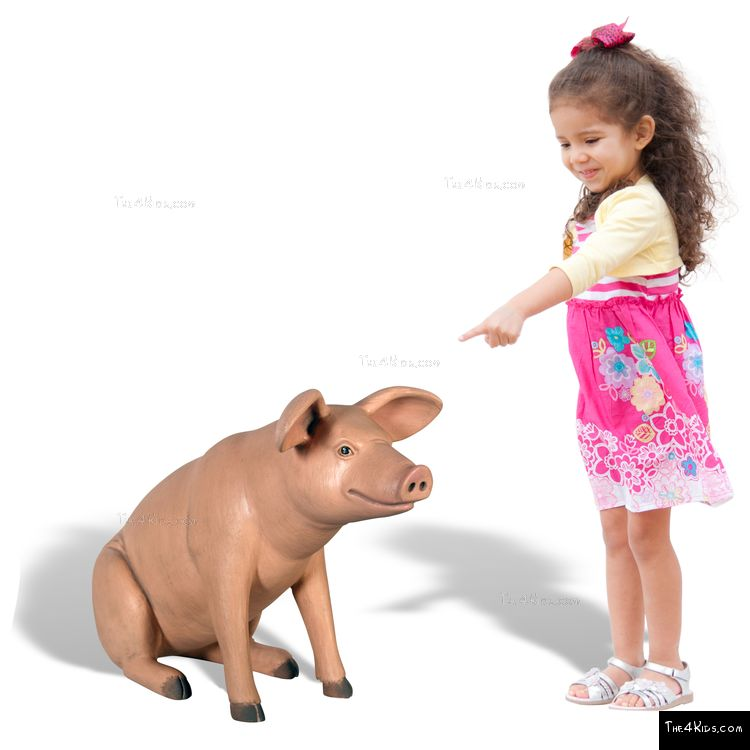 Image of Piglet Play Sculpture