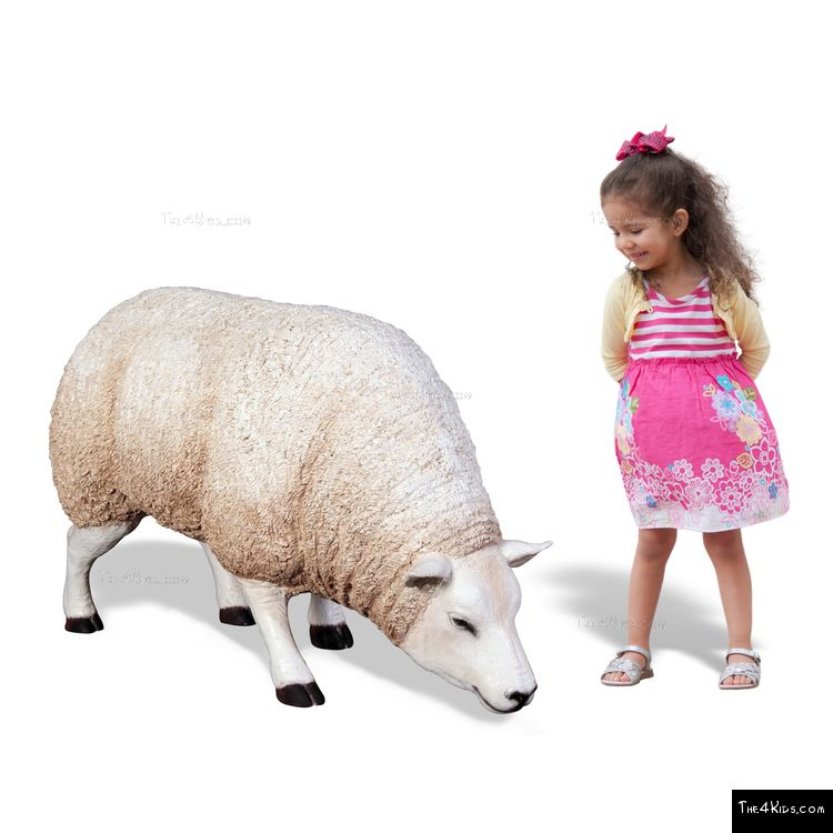 Image of Ewe Play Sculpture