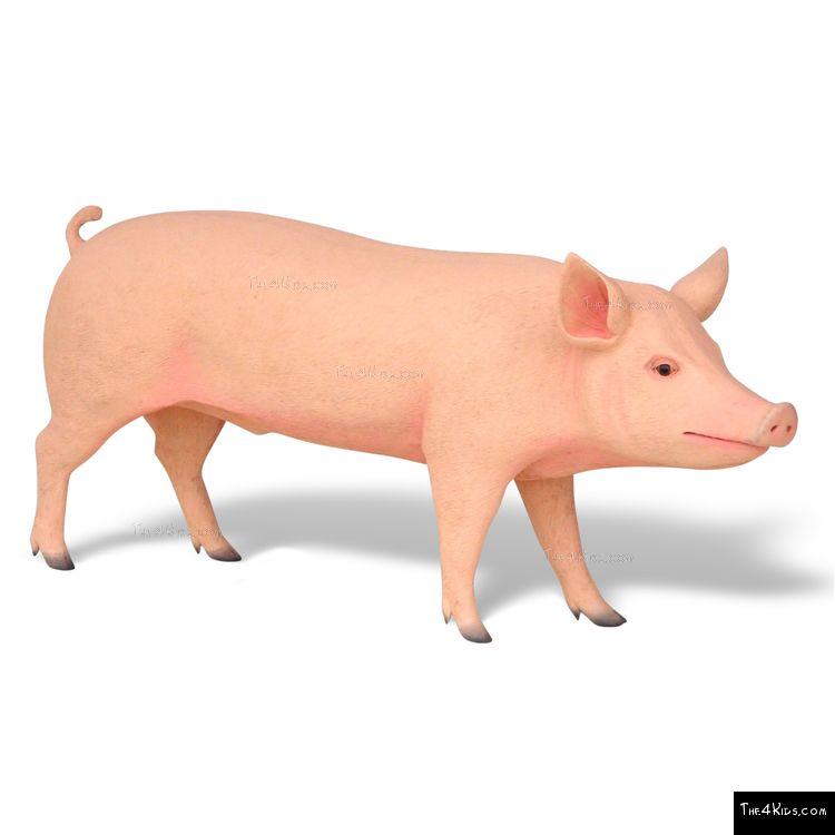 Image of Walking Pig