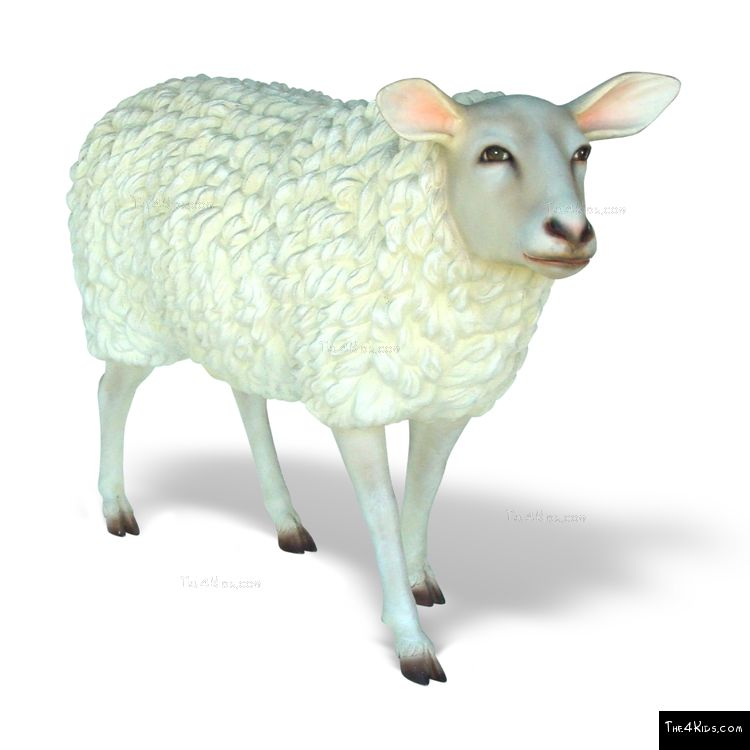Image of Sheep Sculpture