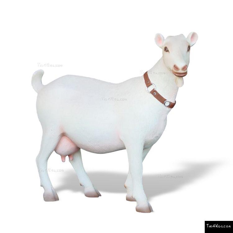 Image of Nanny Goat Sculpture