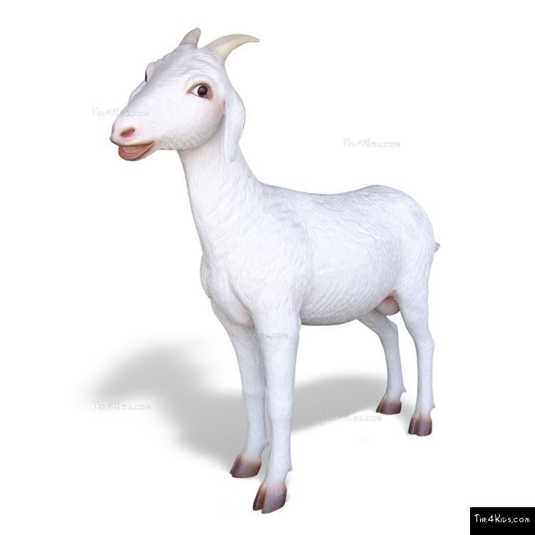 Image of Billy Goat Sculpture