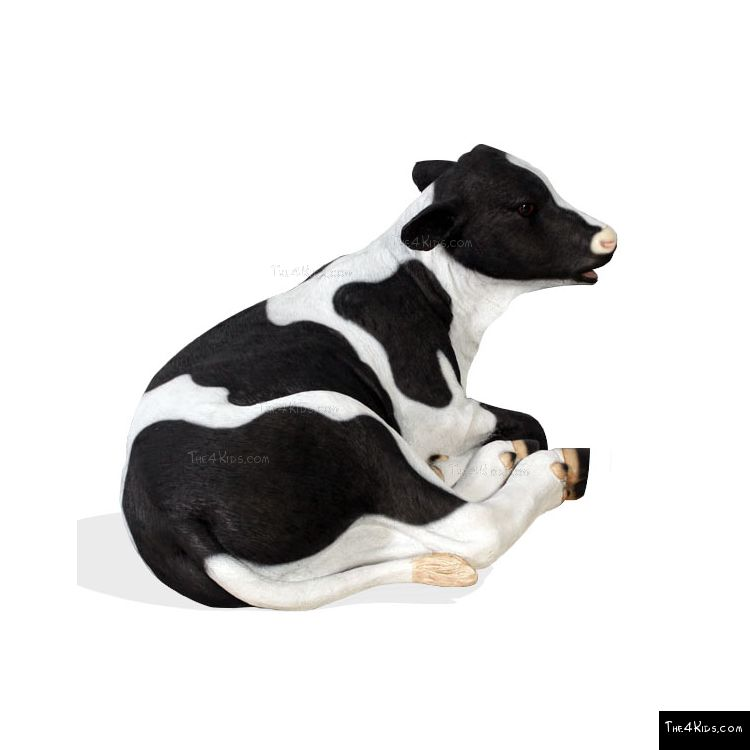 Image of Calf Lying Down