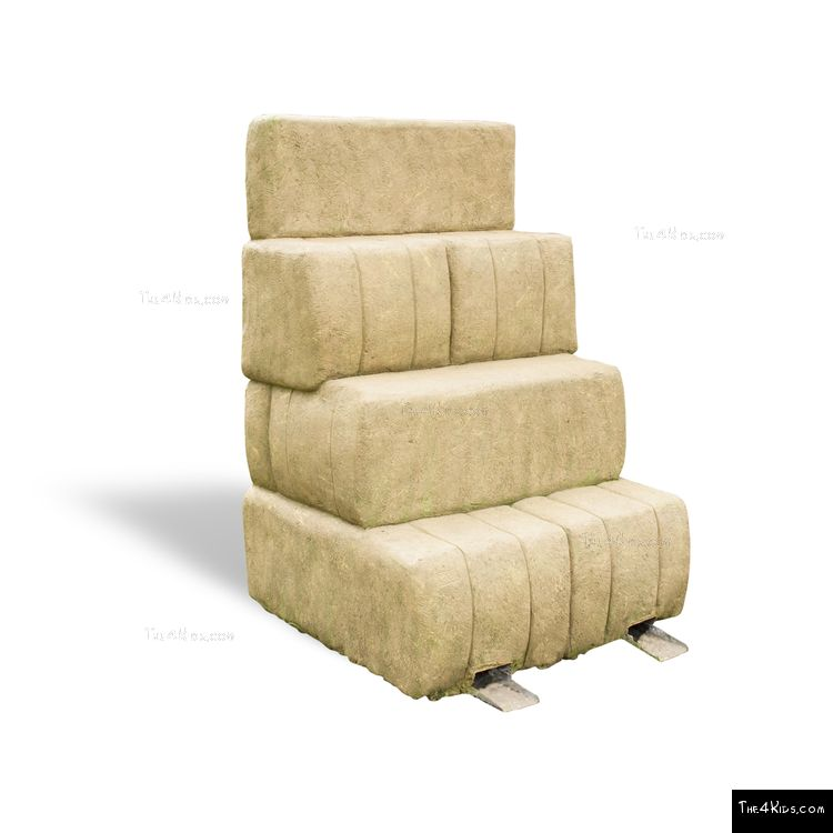 Image of Hay Bale Climber