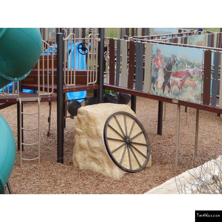 Image of Wagon Wheel Climber