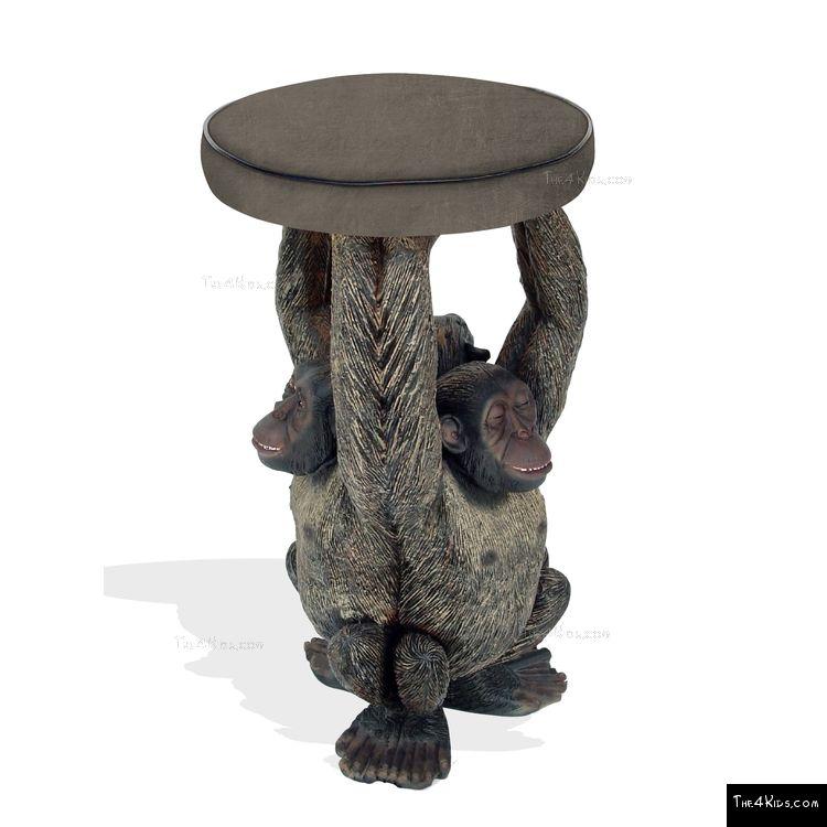 Image of Monkey Stool