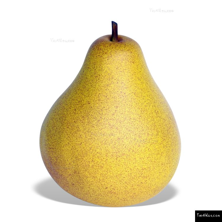 Image of Pear Sculpture