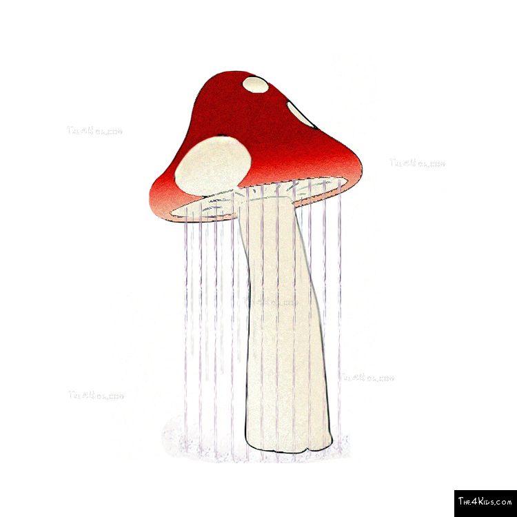 Image of Mushroom Umbrella