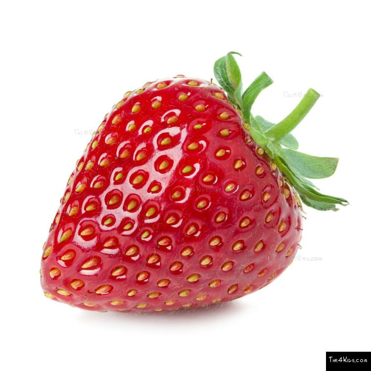 Image of Large Strawberry