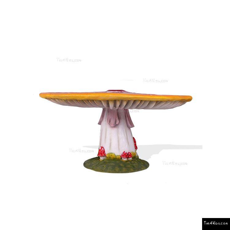 Image of Mushroom Table