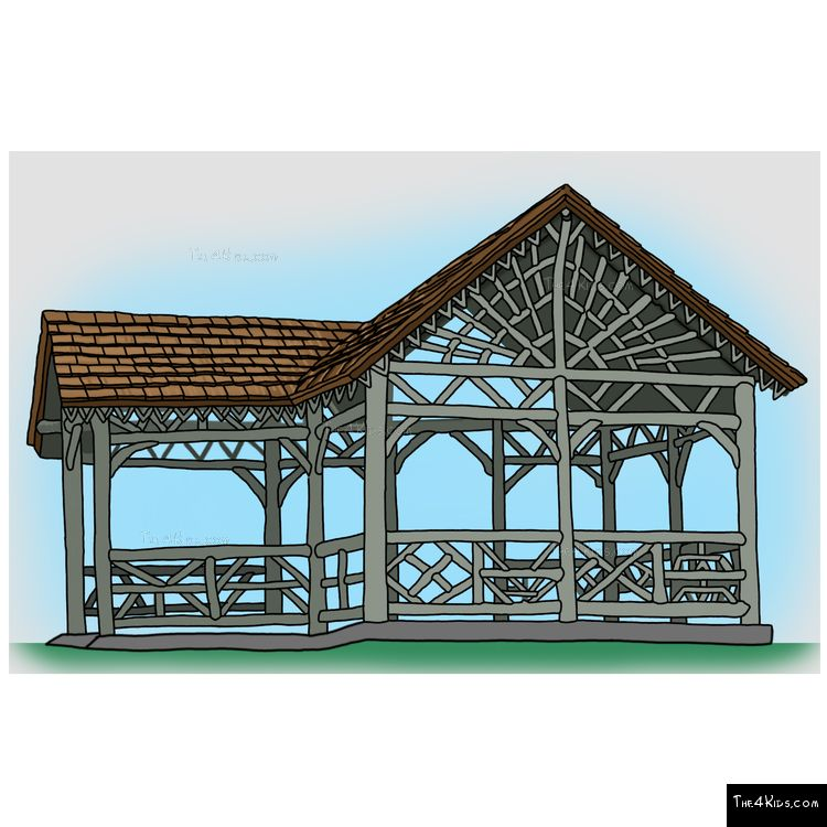 Image of Adirondack Gazebo