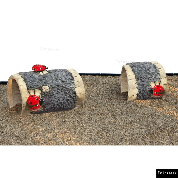 Image of Ladybug Log Crawler