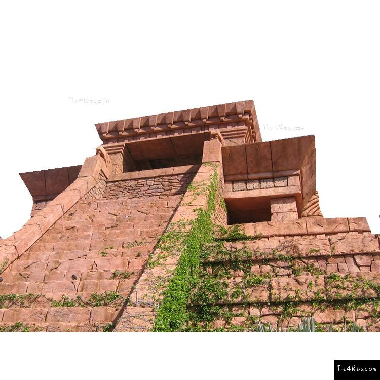 Image of Mayan Temple