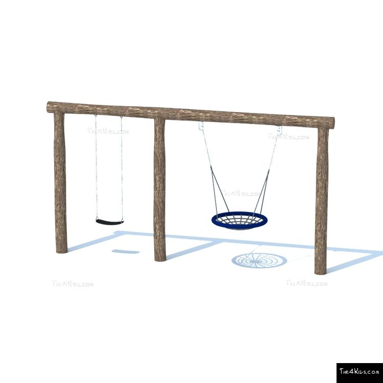 Image of Basket Swing Combo Set