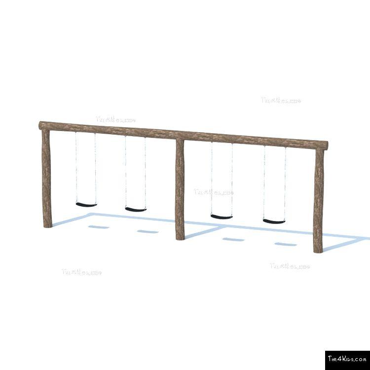 Image of Large Swing Set