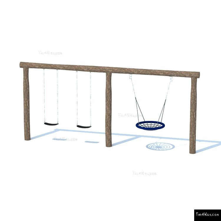 Image of Combo Swing Set