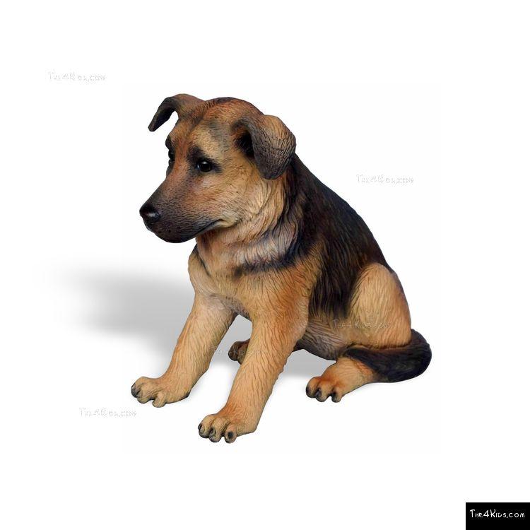 Image of German Shepherd Pup