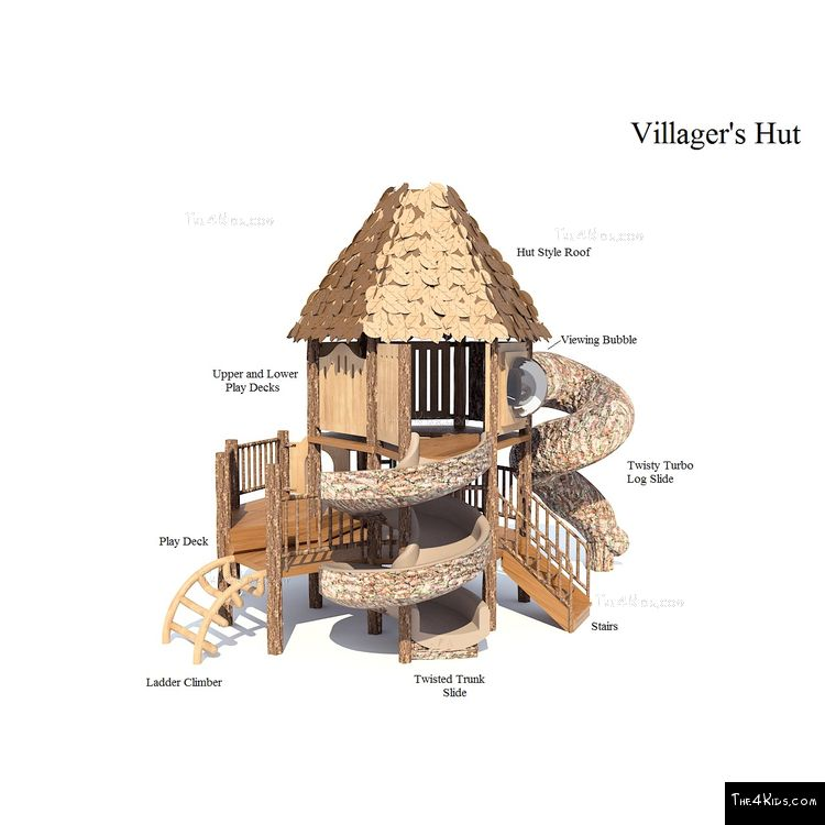 Image of Villager's Hut
