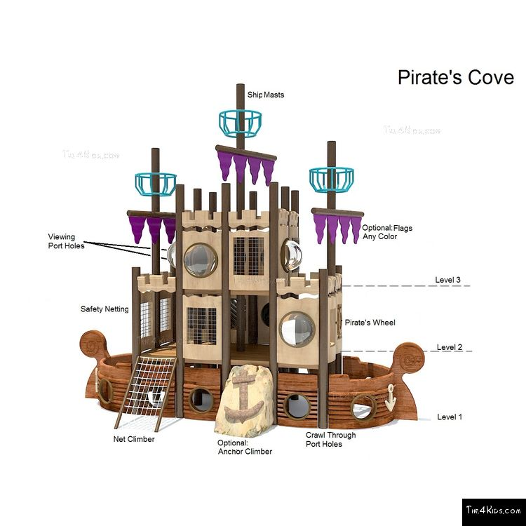 Image of PGS1060 Pirate's Cove