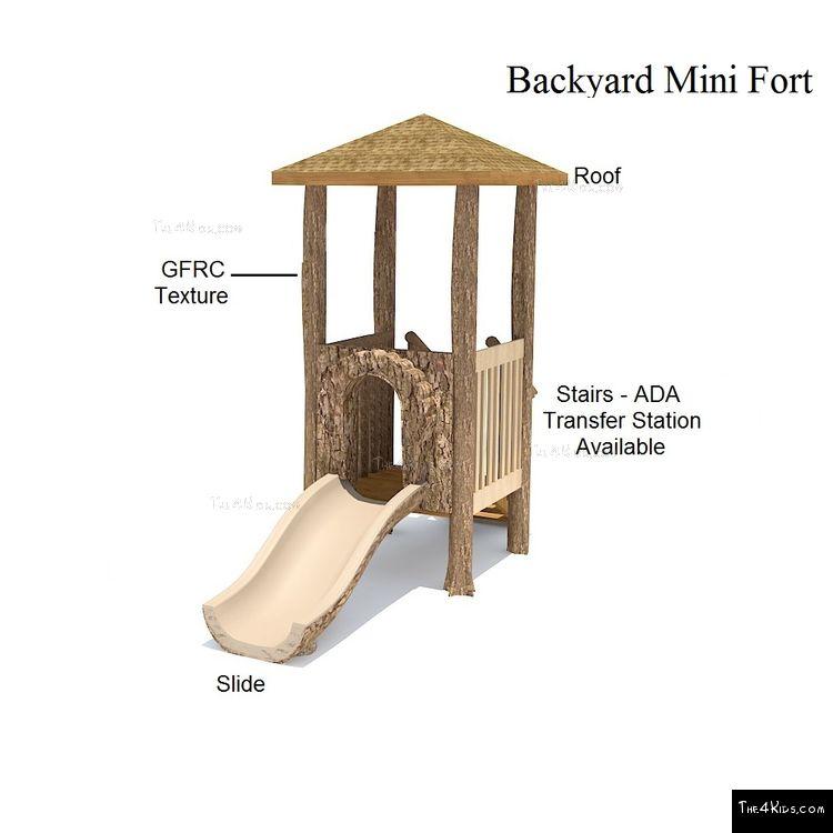 Image of 1061 Fort Hunter