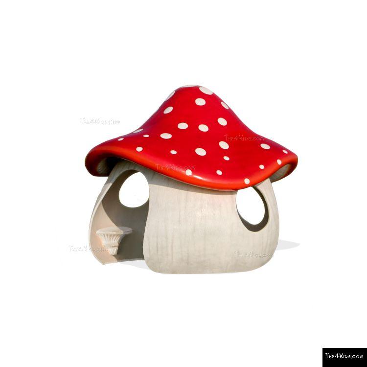 Image of Whimsical Mushroom