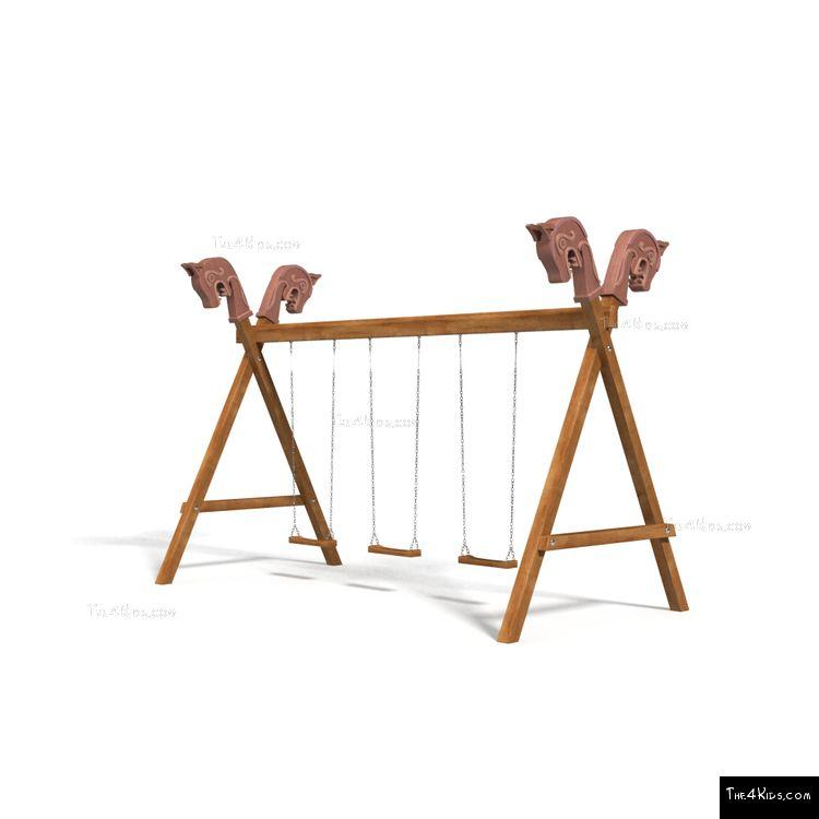 Image of Viking Swing Set