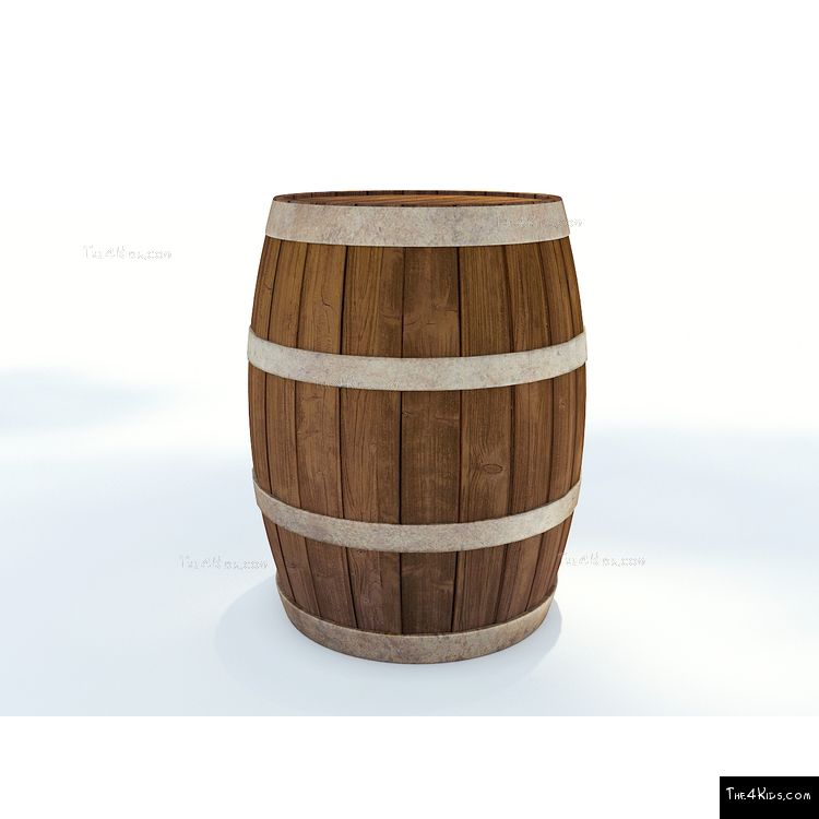 Image of Pirate's Barrel