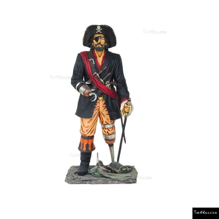 Image of Captain Hook Sculpture