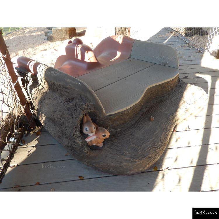Image of Log Racing Slide