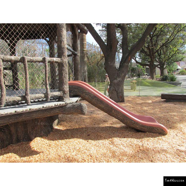 Image of Log Slide