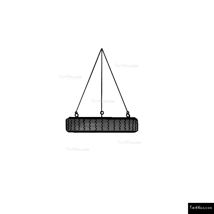 Image of Tire Swing