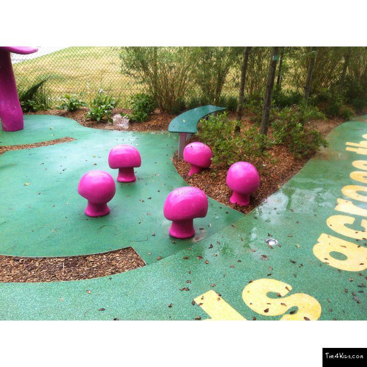 Image of Mushroom Stools