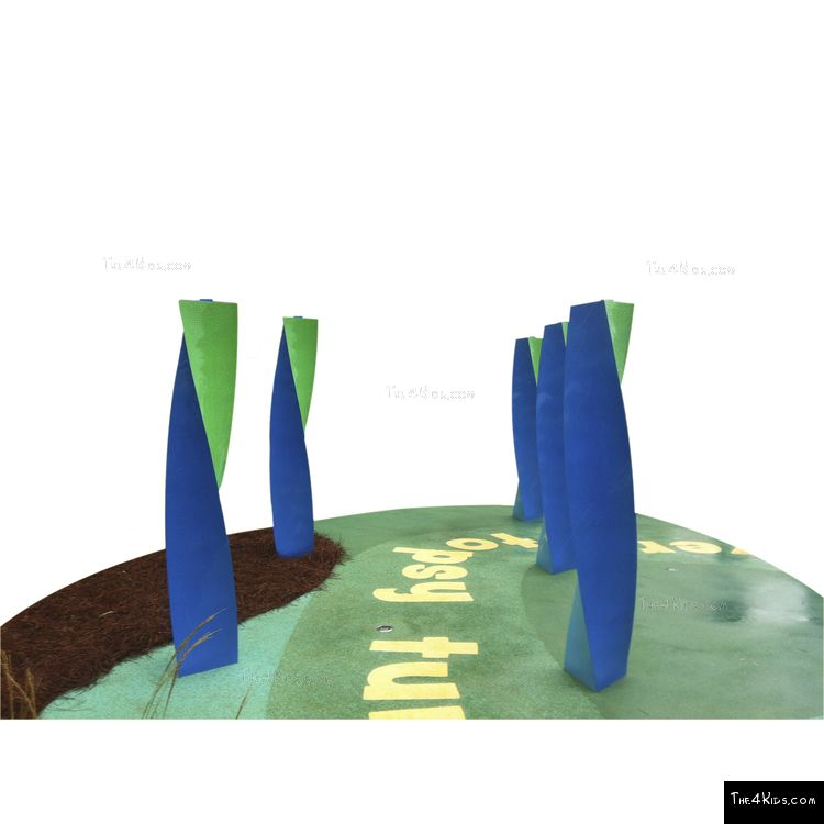 Image of Twisted Towers