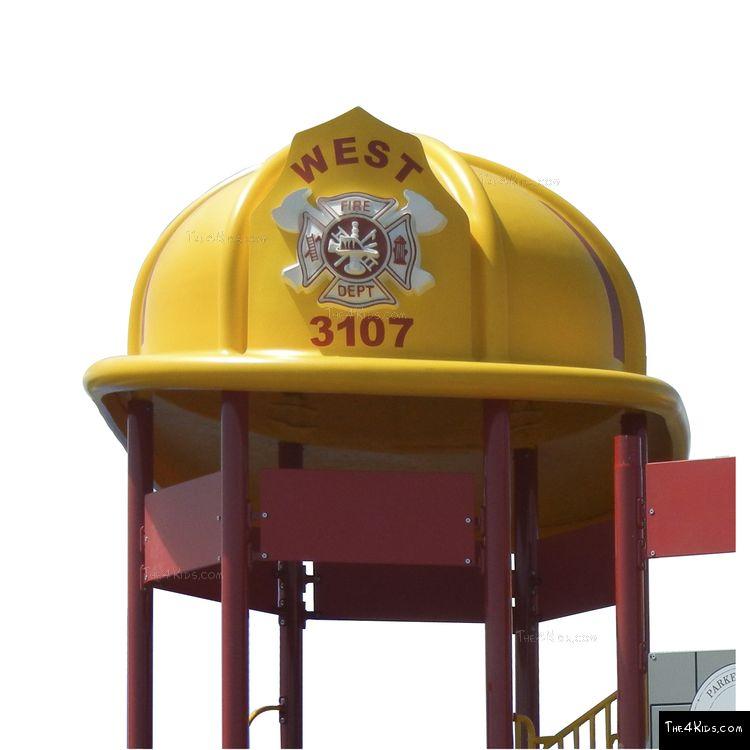 Image of Fireman's Hat