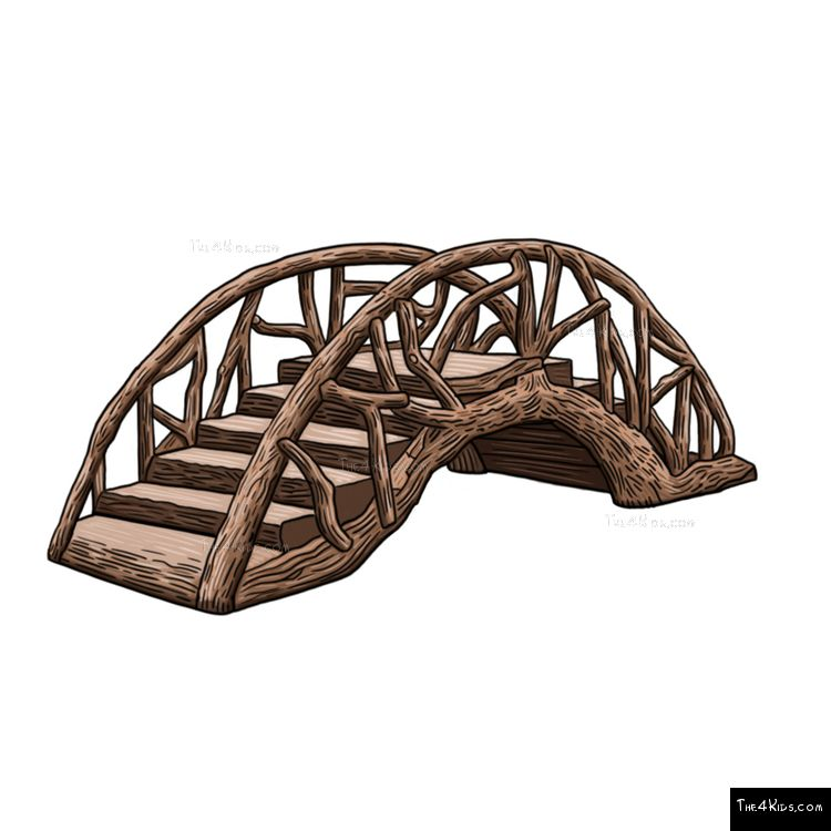 Image of Rustic Bridge